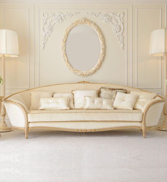 Louis reproduction sofa