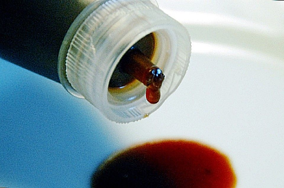 Weintrauben-Essig-Creme, ein schönes Rezept aus der Kategorie Kochen.