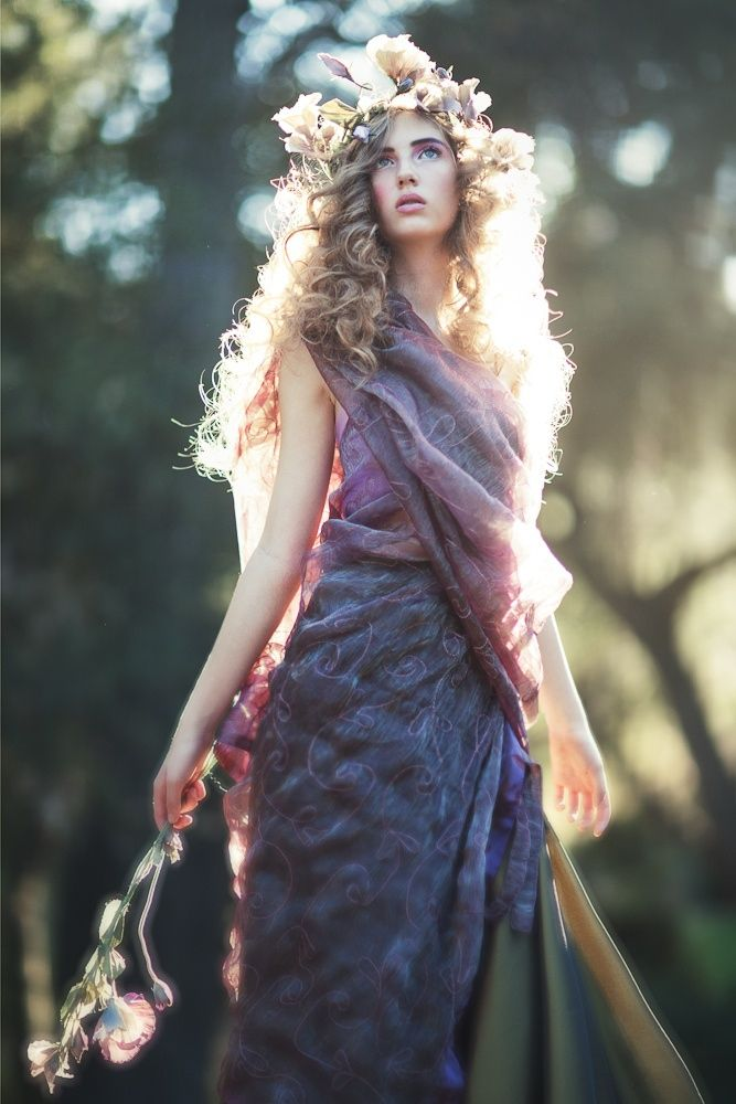 "Elfin Forest - ""Elfin Forest"" for Coco Magazine 