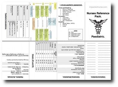 photo about Printable Nursing Reference Cards named Printable Nursing Reference Playing cards Ccrn/pccn Rn nurse