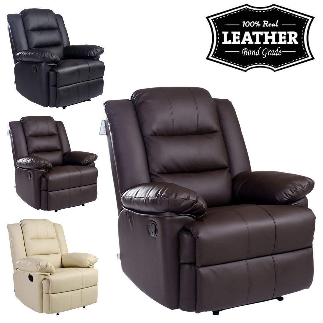 Lexington Leather Couch