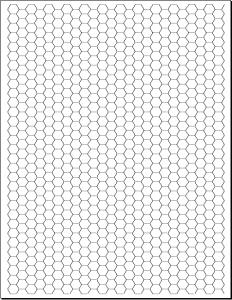 Hexagonal Graph Paper DOWNLOAD At Http://www.doxhub.org/graph Home Design Ideas