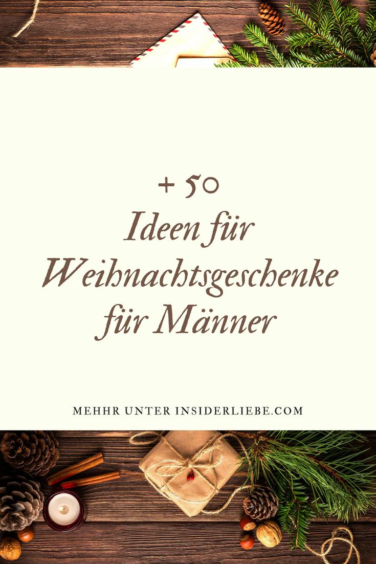 50 ausgefallene Geschenke für Männer zu Weihnachten | Pinterest ...