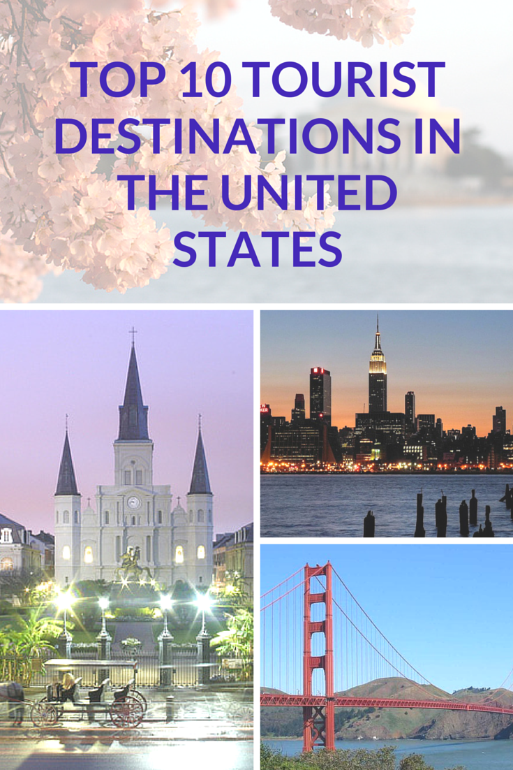 These Top 12 Places In The U S Should Be On Every Bucket List Top 10 Tourist Destinations Cool Places To Visit Tourist Destinations