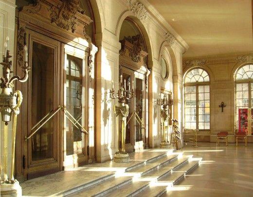 Lovely Hall Du0027entrée © ETIENNE MARTIN 2007