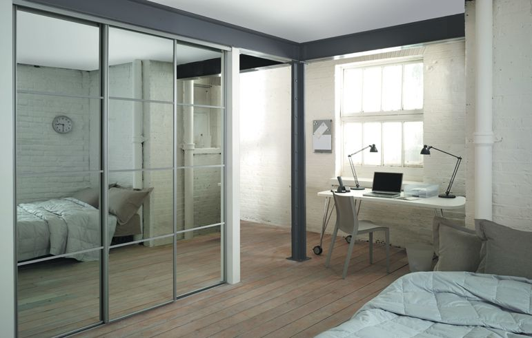 A Great And Useful Furniture Item To Invest In Mirror Wardrobe In 2020 Sliding Mirror Wardrobe Doors Wardrobe Doors Sliding Wardrobe