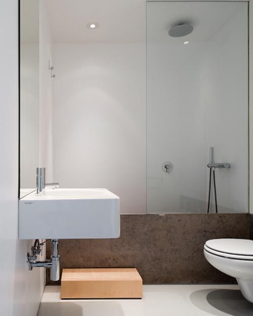 200908Carcavelosportugalbeachapartmentminimalistbathroom Awesome Minimalist Bathroom Inspiration