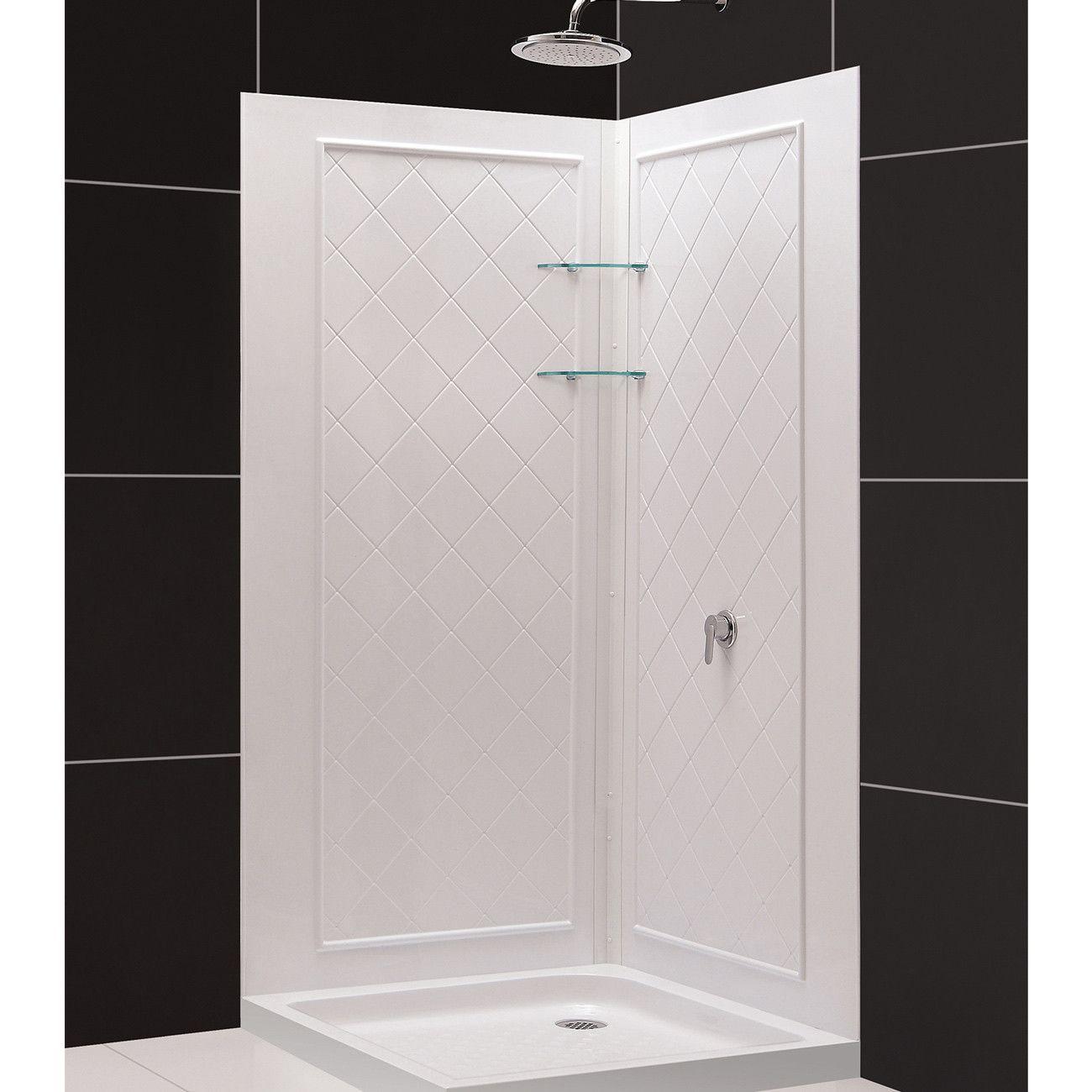 Dreamline Shbw 1440742 01 Qwall 4 Shower Enclosure Backwall