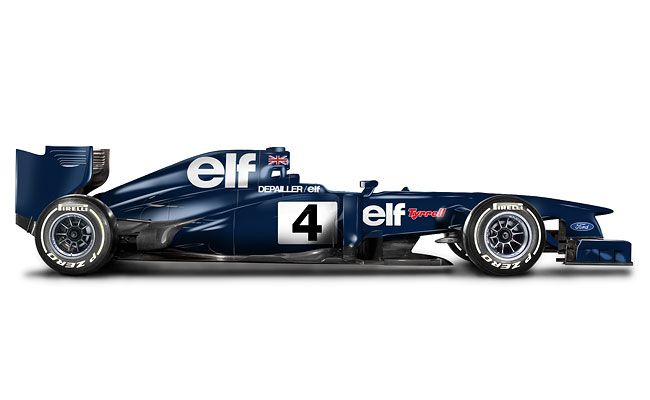 Some of the Coolest Historic F1 Liveries Imagined on Modern F1 Cars