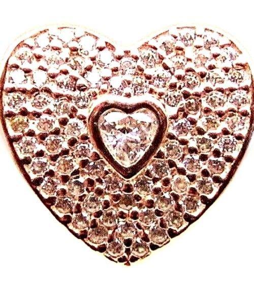 Autumn 2015 Pandora Rose Gold collection Sweetheart heart ...