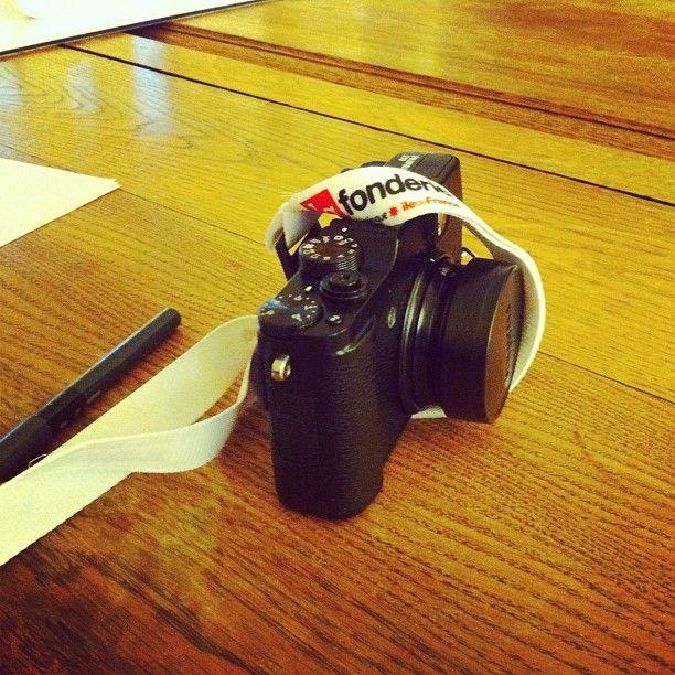 L'appareil photo labellisé La Fonderie.