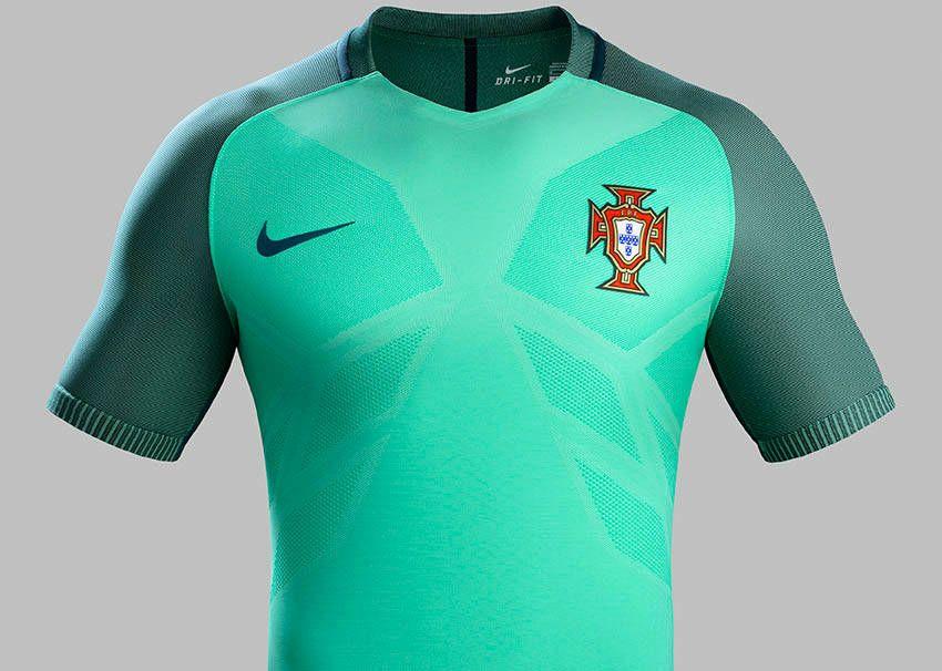 Portugal Euro 2016 Away Kit Released | Camisa de portugal