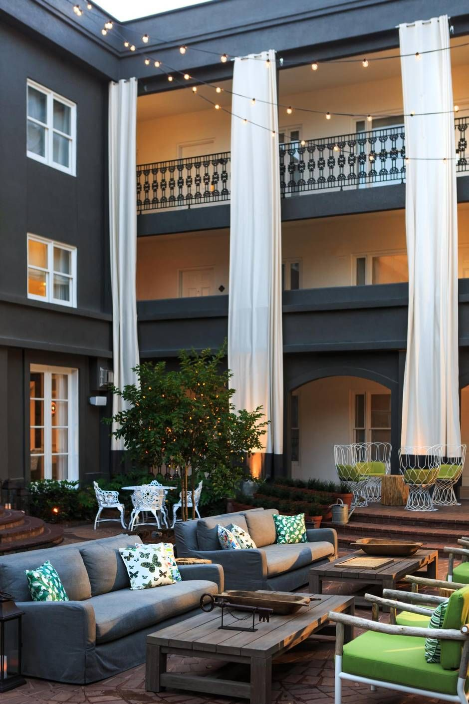 A Southern Take On The Boutique Hotel