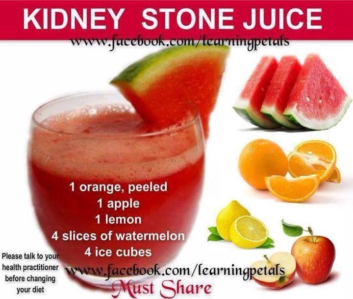 Kidney Stone Remedy #kidneycleanse