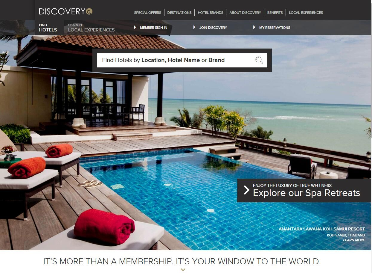GHA(Global Hotel Alliance)--DISCOVERY, a hotel loyalty programme built for the modern global explorer. Receive experiential rewards that are actually rewarding. Enjoy the exceptionality of individuality, coupled with the benefits of loyalty. DISCOVERY is more than a membership; it's your window to the world. #marcopolochangzhou https://www.gha.com/Marco-Polo/Marco-Polo-Changzhou