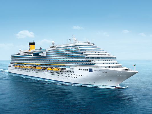 Photo Tour The Italian Style Of A Costa Cruises Ship Costa Cruises Costa Cruise Ships Italian Cruises