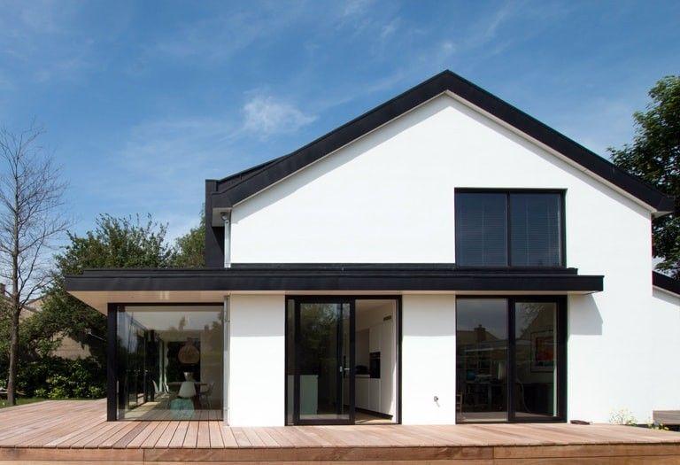 Glazen Pui Woning : Duurzame aanbouw met glazen pui studioschaeffer b.v. duurzaam