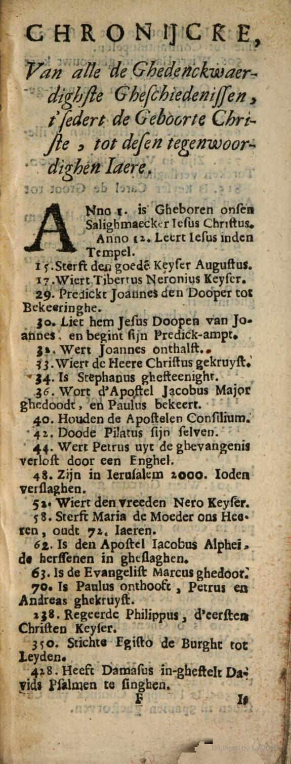 Den snellen Tydt-jager, 1691   Histories and antiquities   Pinterest