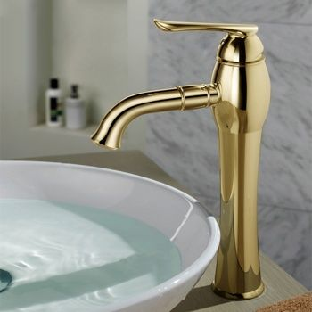 Koton Single-control Bathroom Vessel Faucet Gold - US$102.99 ...