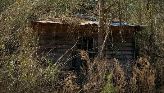 Abandoned house in Fayetteville NC by Shelly Lynn