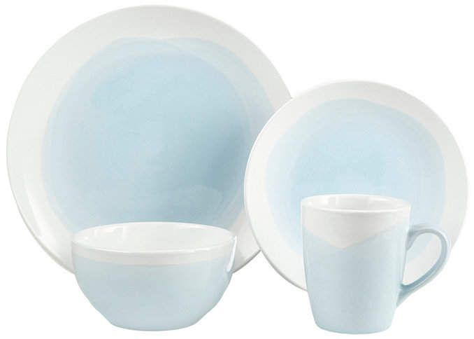 Jay Imports American Atelier Oasis 16 Pc Dinnerware Set Reviews