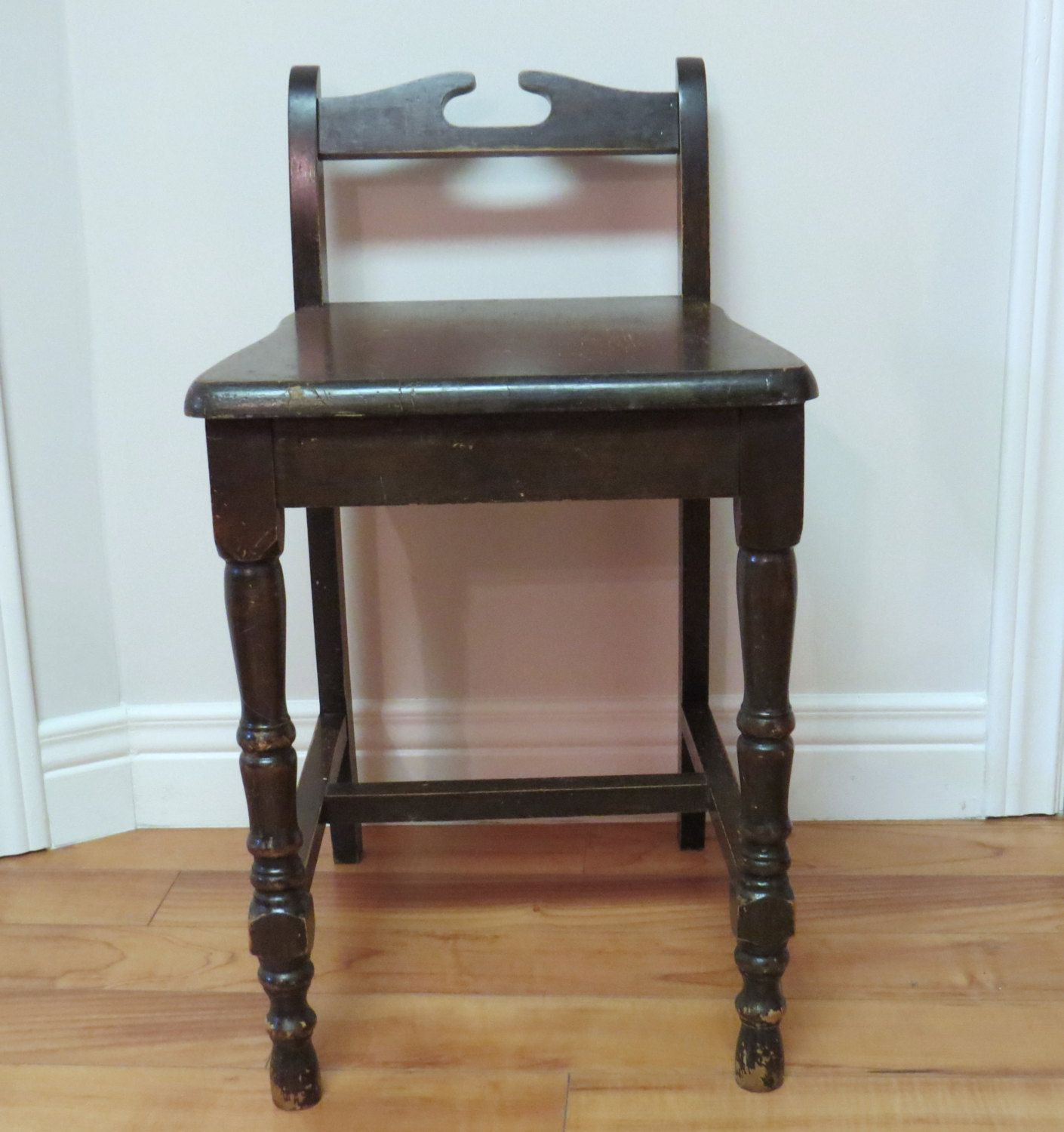 Vanity chairs 1930s chair telephone chair vintage