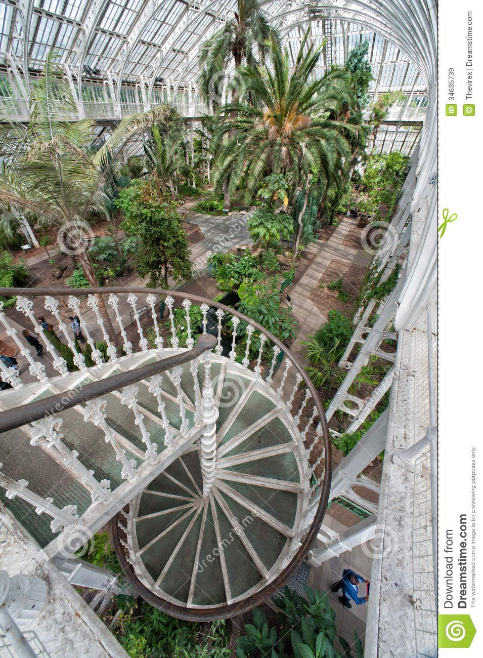 Kew Gardens London Uk Editorial Stock Image - Image: 34635739