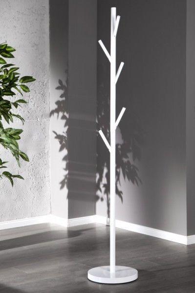 Standgarderobe Tree Weiss Garderobenstander Kleiderstander Garderobe Kleiderstander Garderobe Garderobe Stander Kleiderstander