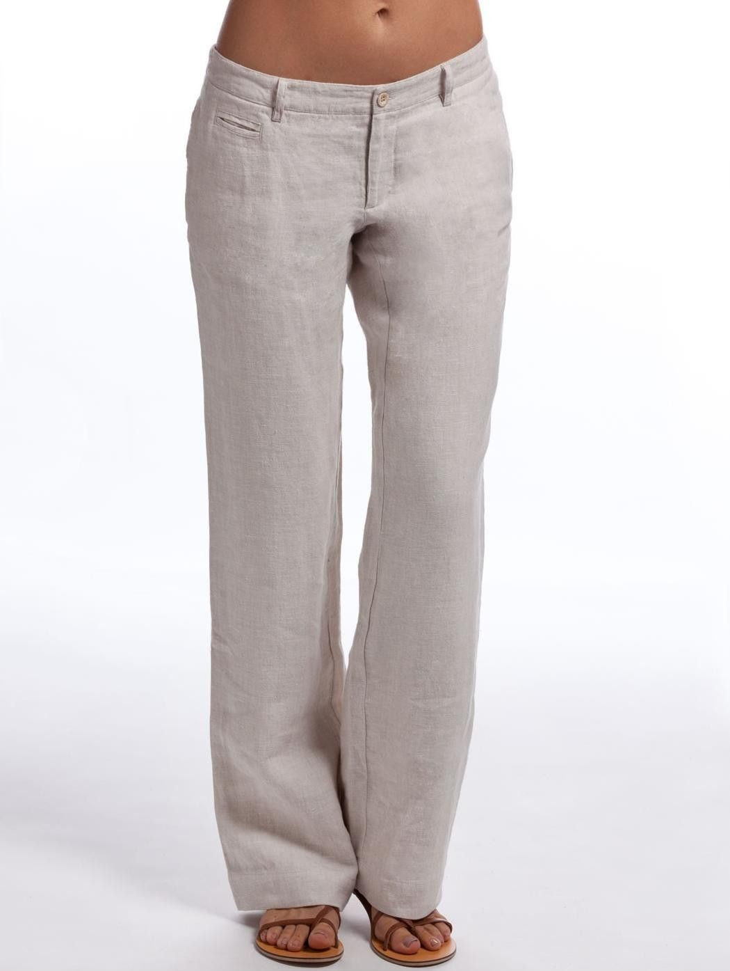 Feel comfortable and look great wearing linen pants. For men and women, we have a selection of linen bottoms for many occasions, aside from a leisurely stroll along the beach. Yes, we have the classic style many think of when they think of this warm weather essential.