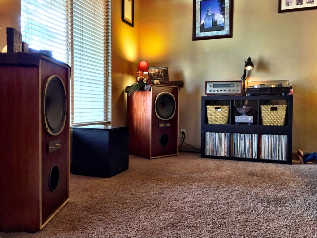 Pics of your listening space - Page 1019 - AudioKarma.org Home Audio Stereo Discussion Forums