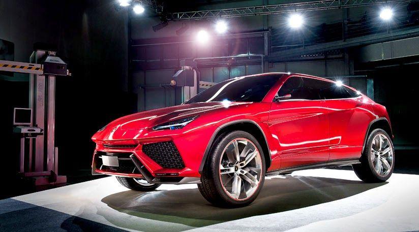 Lamborghini Urus Best Lamborghini Models