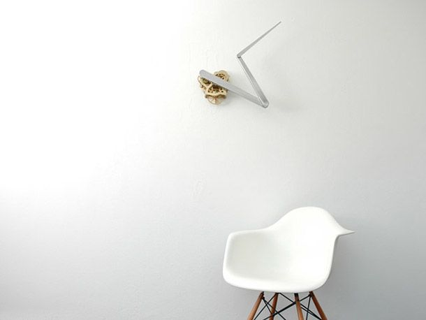 35 Creative and Weird Clock Designs | Design BumpDesign Bump