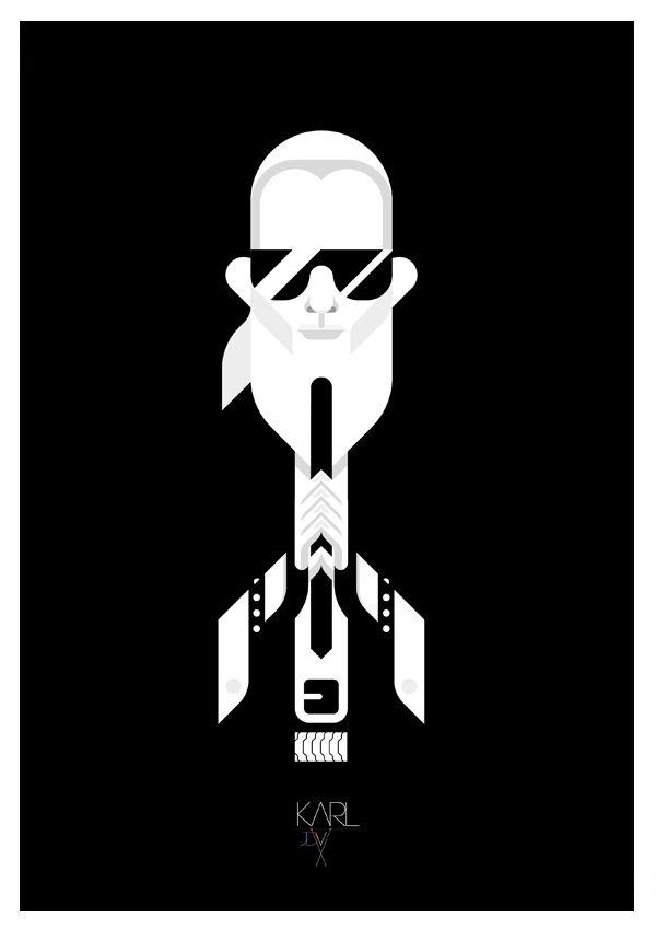 By Camilo Carmona Vector People Illustration Vector Art Karl
