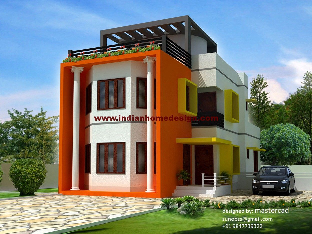 Exterior painted houses http home for Modern house 52