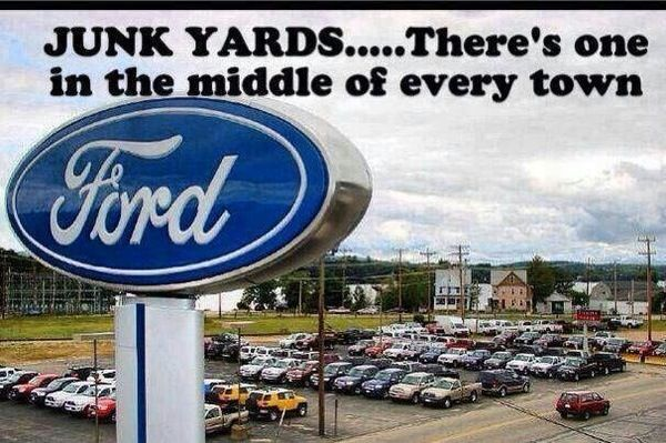 I Hate Ford Hahah Funny Ford Jokes Ford Chevy