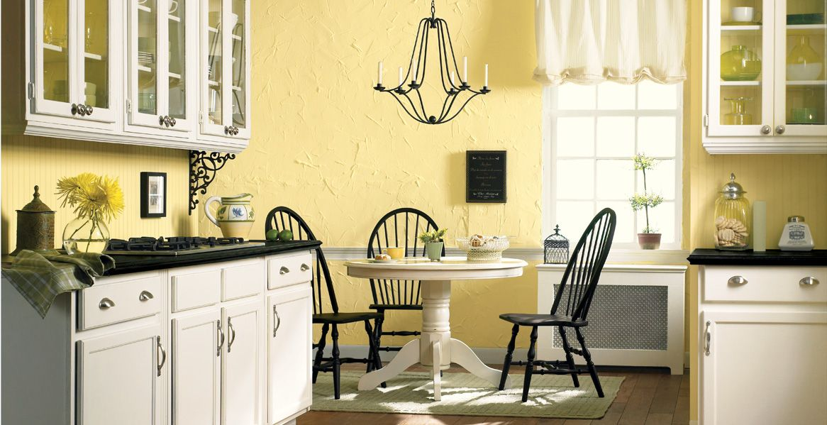 Wild Daffodil - Interior Colors - Inspirations | Bicycle Yellow 370A ...