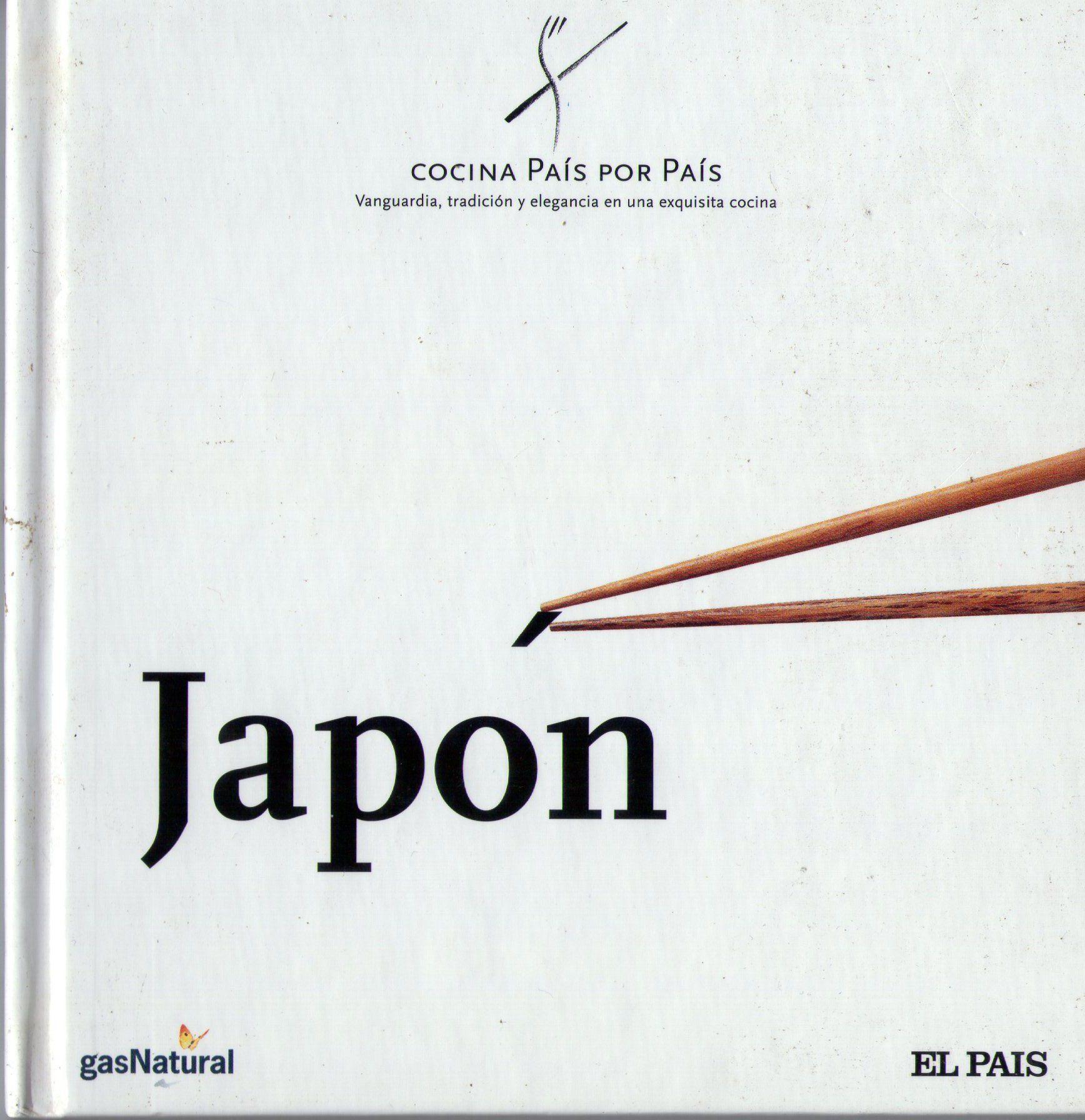 Cocina país por país. Japón | Mis libros de cocina | Pinterest