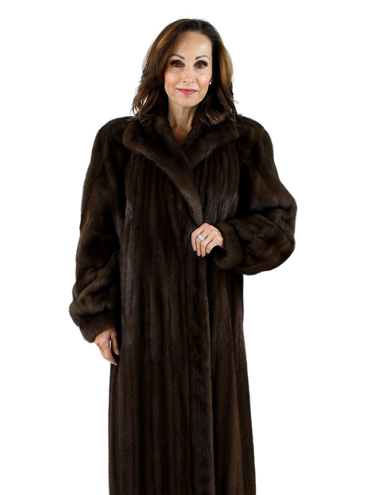 741f1d18f Lunaraine Female Mink Fur Coat - Women's Large in 2019 | clothes ...