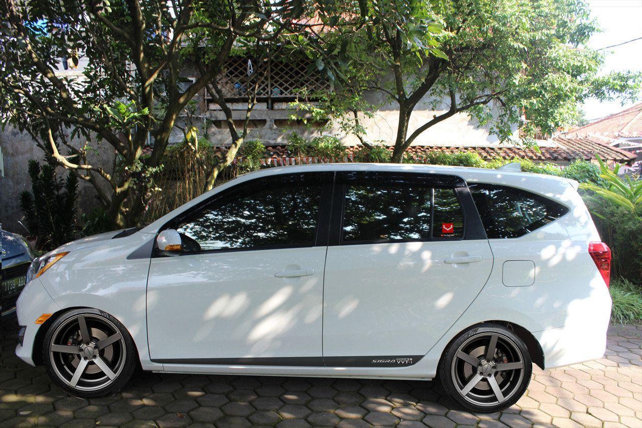 Modifikasi Mobil Sigra Extreme Modifikasi Mobil Mobil Daihatsu