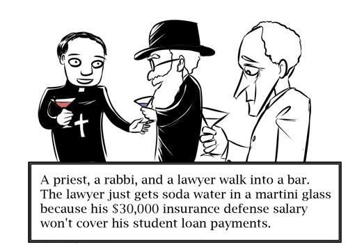 More Lawyer Jokes For The New Generation From Albert Wang Legal