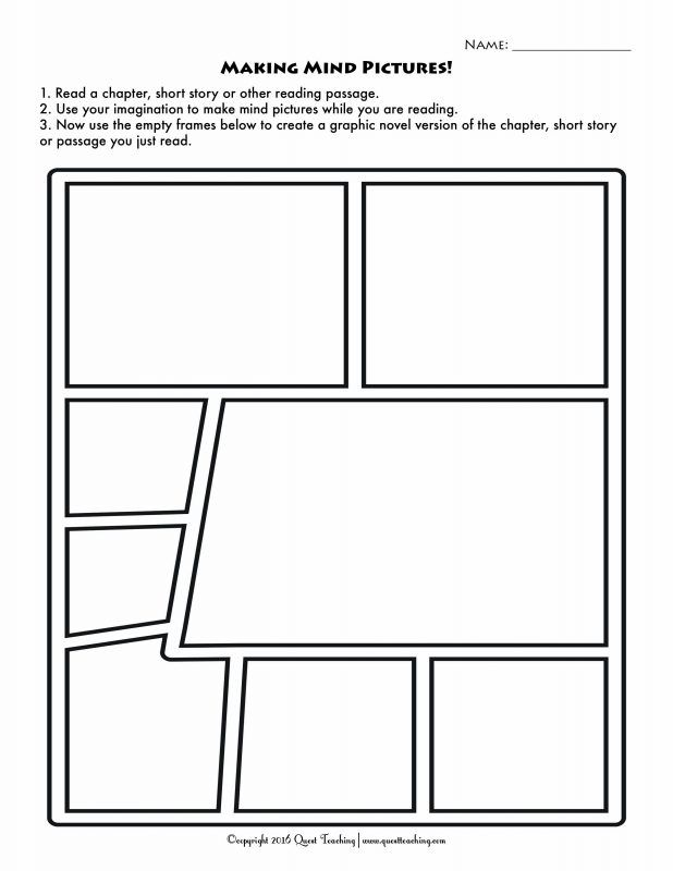 Related Image With Images Storyboard Template Comic Layout