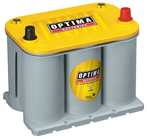 Optima Batteries 8040 218 D35 Yellowtop Dual Purpose Battery 2016 Amazon Most Gifted Performance Parts Ac Optima Battery Car Battery Car Batteries