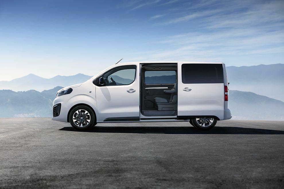 Opel Zafira Life Quarta Geracao Completamente Nova Geracoes Modelos Carros