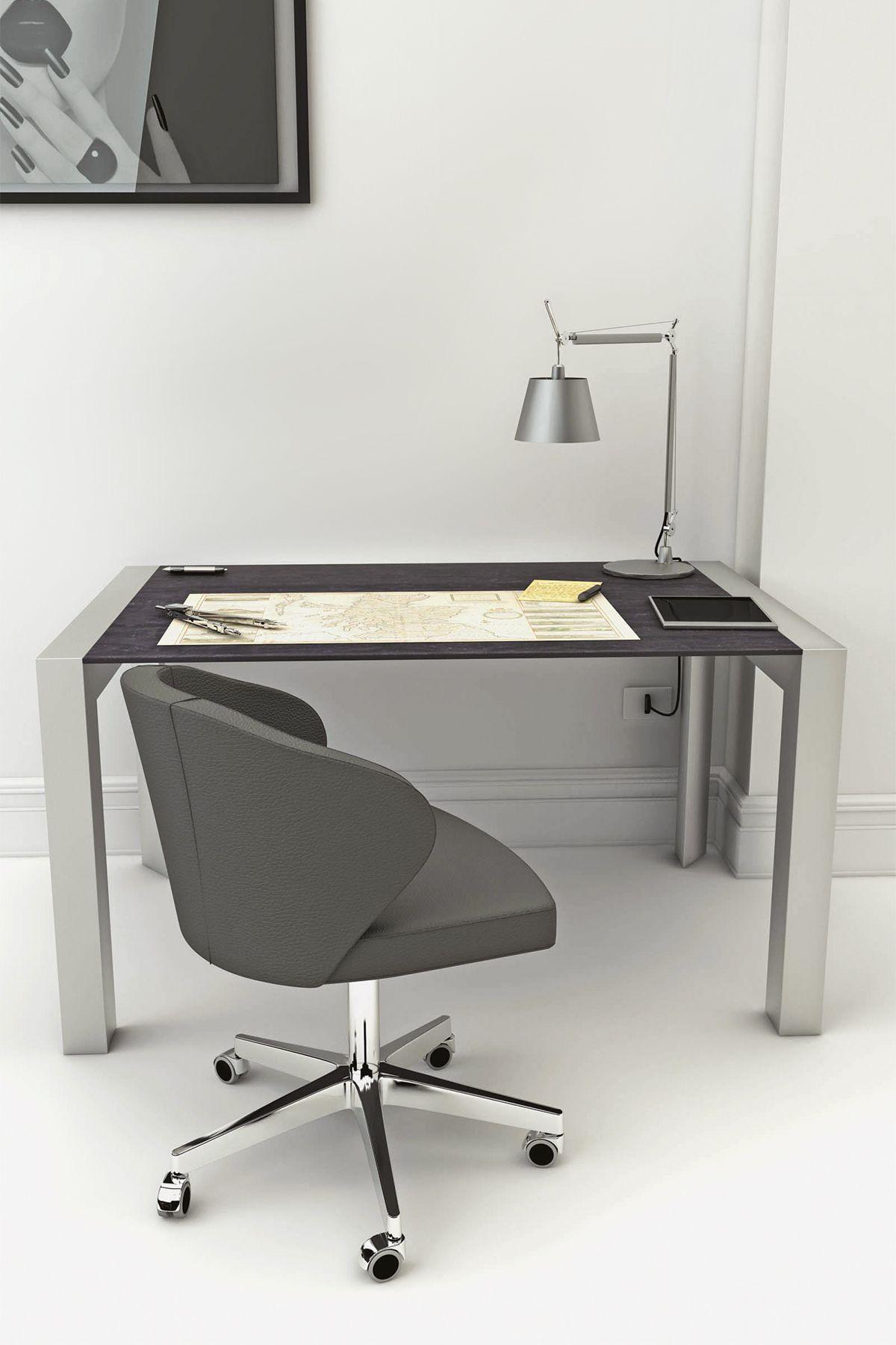 € 546,00 #sconto 40% #tavolo rettangolare #allungabile HENRY con top ...