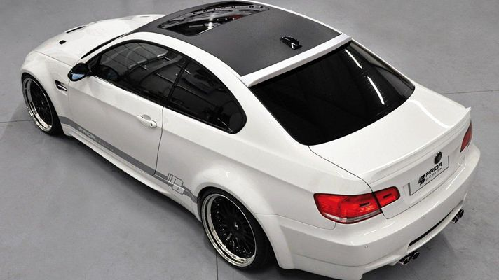 Tuned Bmw M3 Looks Like A Gt2 With Images Bmw M3 Bmw Bmw Cars