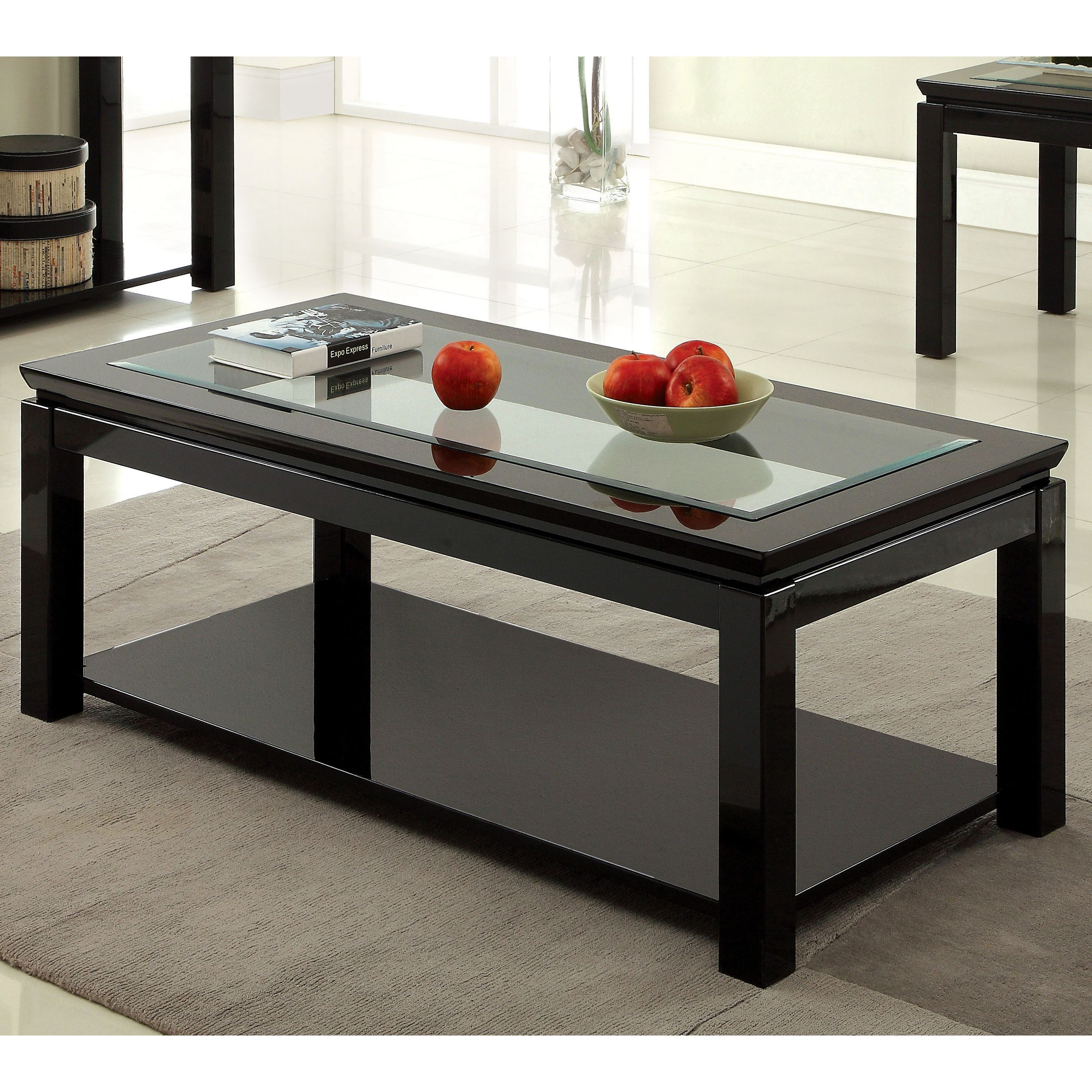 Our Best Living Room Furniture Deals Coffee Table Coffee Table Rectangle Glass Top Coffee Table [ 2649 x 2649 Pixel ]