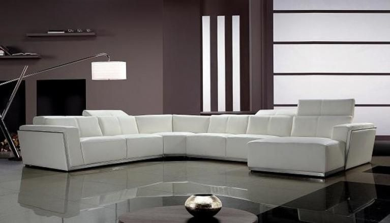 Interesting White Leather Sofa For Sale 19 White Leather Sofas Modern Sofa Sectional Contemporary Leather Sectional Sofa