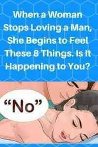 When a Woman Stops Loving a Man, She Begins to Feel These 8 Things. Is It Happening to You?  #lifeha...