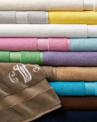 Lauren Ralph Lauren Wescott Towels With Images Towel