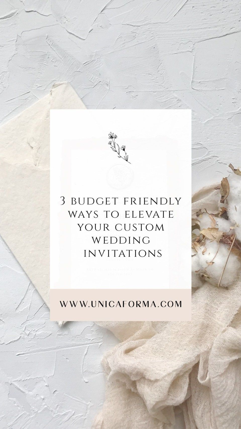 3 Budget Friendly Ways To Elevate Your Custom Wedding Invitations Custom Wedding Invitations Wedding Invitations Invitation Design